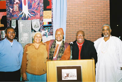 Martin Luther King Weekend Drum Voices